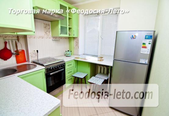 Однокомнатная своеобразная квартира в Феодосии, улица Чкалова, 82 - фотография № 4