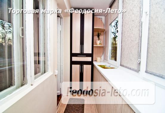 Однокомнатная своеобразная квартира в Феодосии, улица Чкалова, 82 - фотография № 2