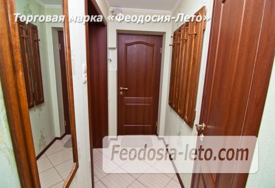 Однокомнатная своеобразная квартира в Феодосии, улица Чкалова, 82 - фотография № 5