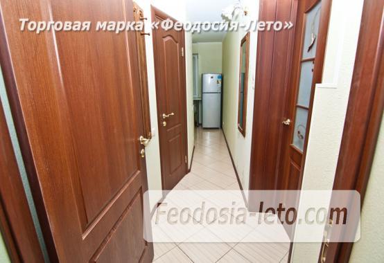 Однокомнатная своеобразная квартира в Феодосии, улица Чкалова, 82 - фотография № 6