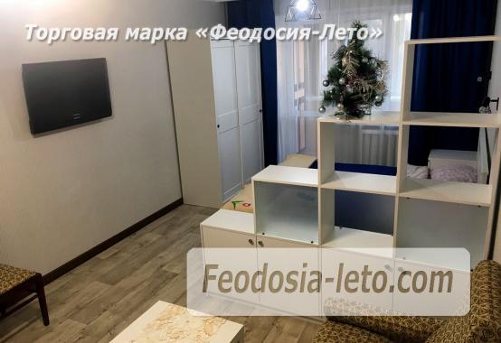 Однокомнатная своеобразная квартира в Феодосии, улица Чкалова, 82 - фотография № 8