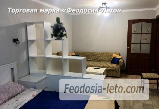Однокомнатная своеобразная квартира в Феодосии, улица Чкалова, 82 - фотография № 10