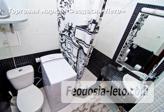 Однокомнатная своеобразная квартира в Феодосии, улица Чкалова, 82 - фотография № 11