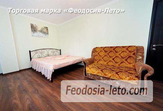 Однокомнатная удобнейшая квартира в Феодосии, переулок Танкистов, 1-Б - фотография № 1