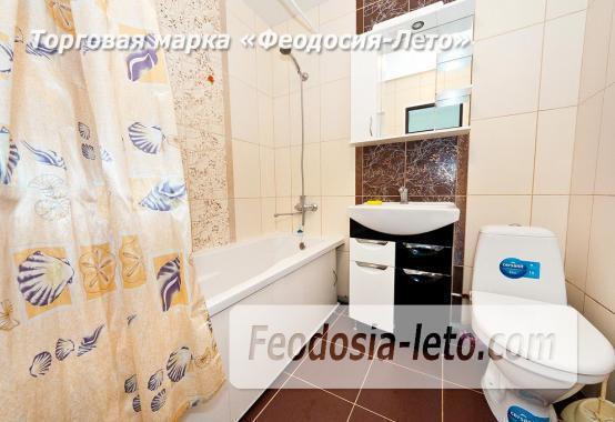 Однокомнатная удобнейшая квартира в Феодосии, переулок Танкистов, 1-Б - фотография № 9