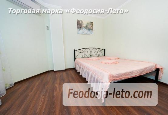 Однокомнатная удобнейшая квартира в Феодосии, переулок Танкистов, 1-Б - фотография № 5