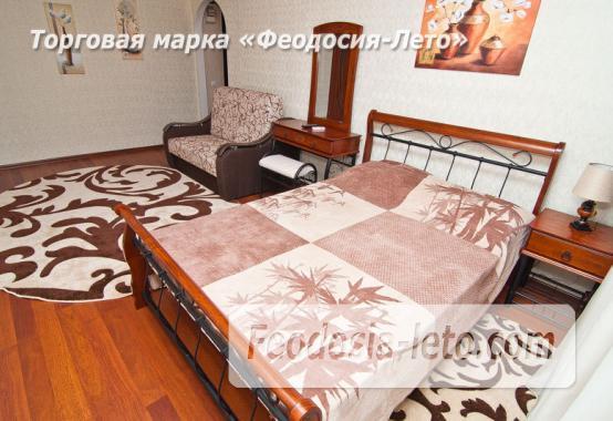 Однокомнатная завидная квартира в Феодосии, улица Федько, 49 - фотография № 1