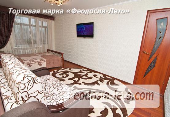Однокомнатная завидная квартира в Феодосии, улица Федько, 49 - фотография № 3