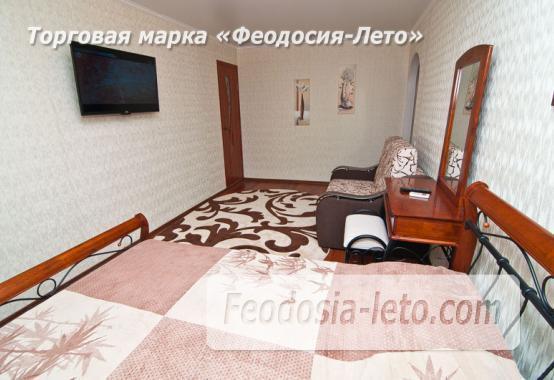 Однокомнатная завидная квартира в Феодосии, улица Федько, 49 - фотография № 4