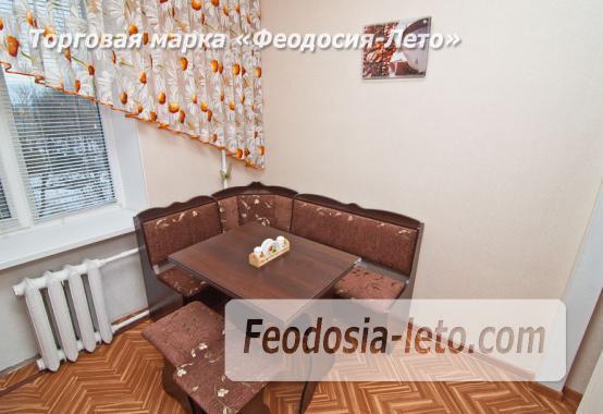 Однокомнатная завидная квартира в Феодосии, улица Федько, 49 - фотография № 5