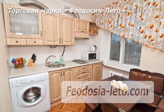 Однокомнатная завидная квартира в Феодосии, улица Федько, 49 - фотография № 6