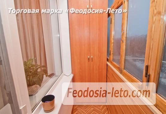 Однокомнатная завидная квартира в Феодосии, улица Федько, 49 - фотография № 7