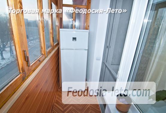 Однокомнатная завидная квартира в Феодосии, улица Федько, 49 - фотография № 8
