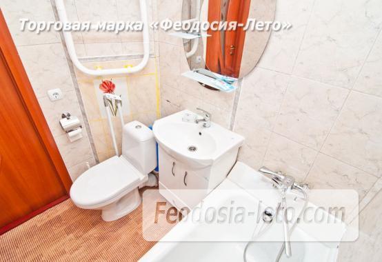 Однокомнатная завидная квартира в Феодосии, улица Федько, 49 - фотография № 10
