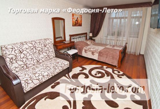 Однокомнатная завидная квартира в Феодосии, улица Федько, 49 - фотография № 2