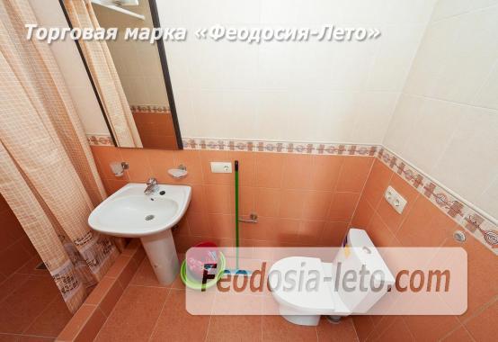 Однокомнатный номер в Феодосии с видом на море, Черноморская набережная - фотография № 2