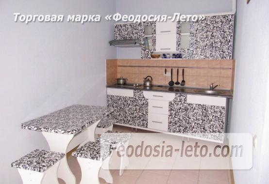 Оригинальный эллинг на Черноморской набережной в Феодосии - фотография № 9