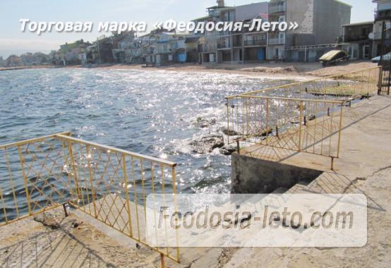 Оригинальный эллинг на Черноморской набережной в Феодосии - фотография № 8