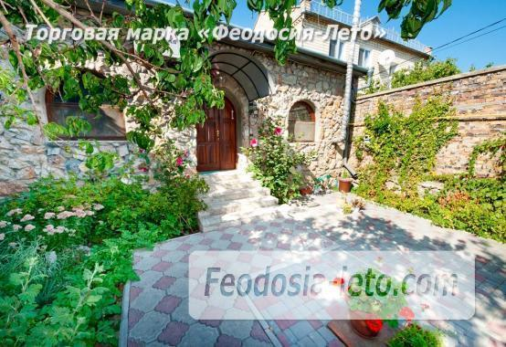 Отдельный 2-комнатный дом под ключ в г. Феодосия на улице 1 Мая - фотография № 21