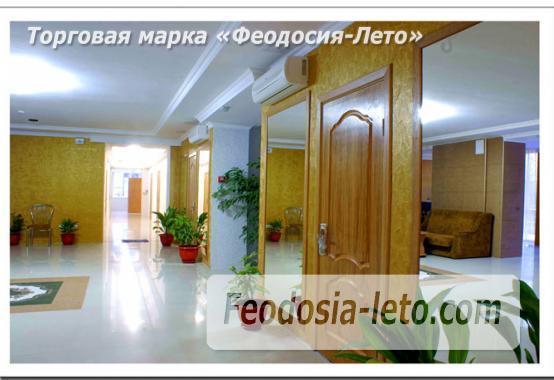 Отель в Феодосии на Бульварной горке, улица Пушкина - фотография № 4