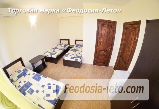 Отель в посёлке Береговое, улица Черноморская - фотография № 12