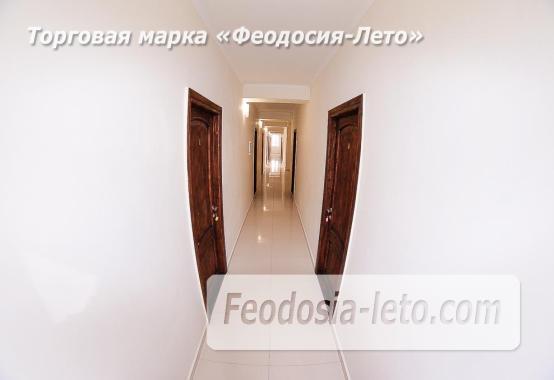 Отель в посёлке Береговое, улица Черноморская - фотография № 19