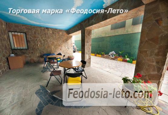 Отель в Феодосии в районе Динамо - фотография № 17