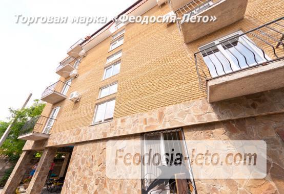 Отель в Феодосии в районе Динамо - фотография № 18