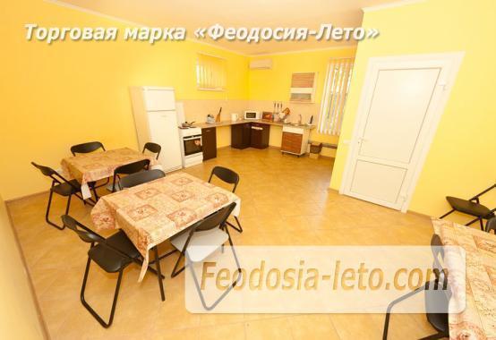 Отель в Феодосии в районе Динамо - фотография № 19