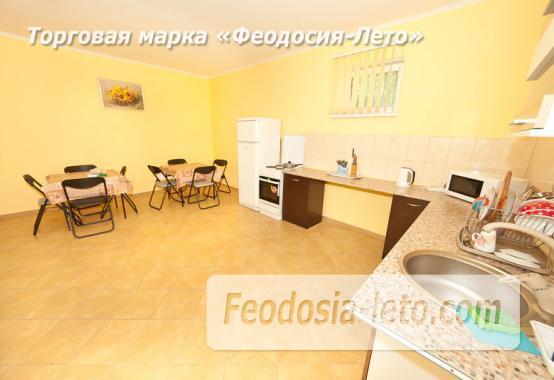 Отель в Феодосии в районе Динамо - фотография № 20