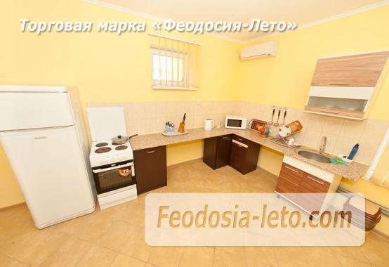 Отель в Феодосии в районе Динамо - фотография № 21