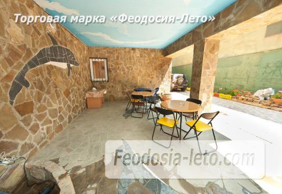 Отель в Феодосии в районе Динамо - фотография № 22