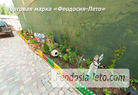Отель в Феодосии в районе Динамо - фотография № 24