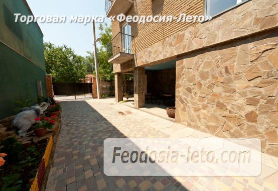 Отель в Феодосии в районе Динамо - фотография № 25