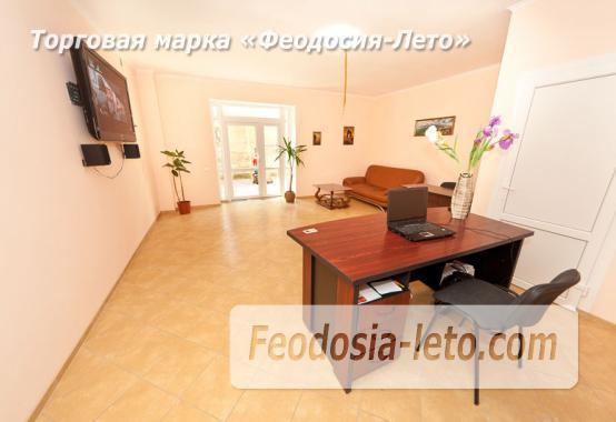 Отель в Феодосии в районе Динамо - фотография № 3