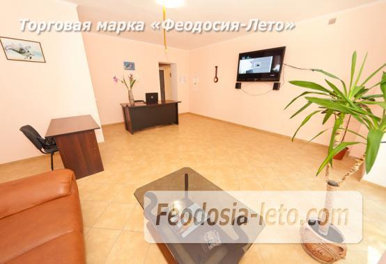 Отель в Феодосии в районе Динамо - фотография № 4