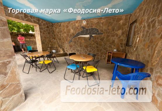 Отель в Феодосии в районе Динамо - фотография № 10
