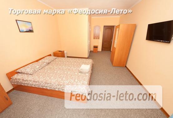 Отель в Феодосии в районе Динамо - фотография № 11