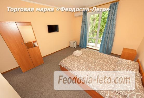 Отель в Феодосии в районе Динамо - фотография № 12