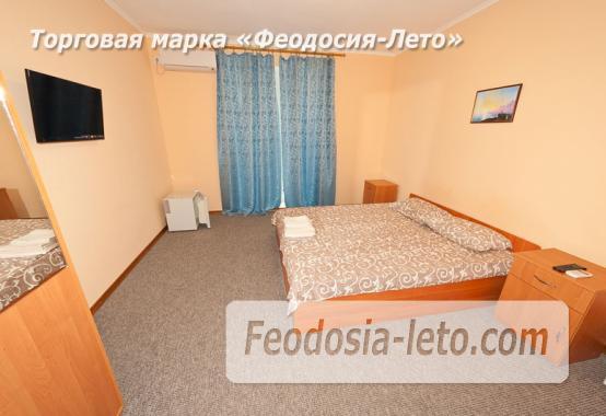 Отель в Феодосии в районе Динамо - фотография № 14