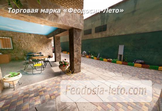 Отель в Феодосии в районе Динамо - фотография № 16