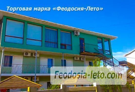 Отель на улице Приозёрнаяв в Береговом - фотография № 1
