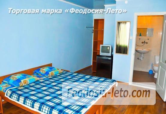 Отель на улице Приозёрнаяв в Береговом - фотография № 5