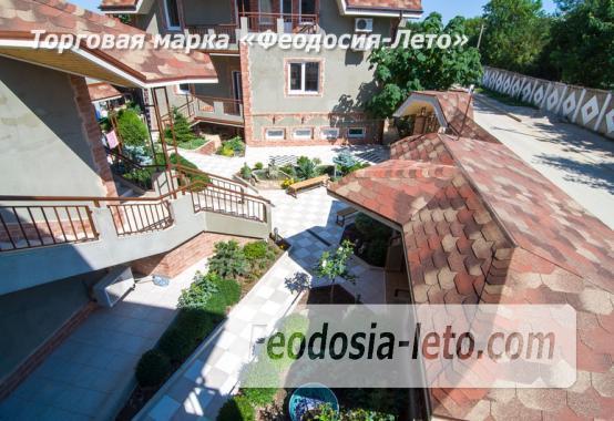 Отель в посёлке Береговое на улице Приозёрная - фотография № 3