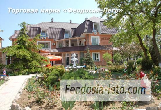 Отель в Феодосии рядом с Белым бассейном на улице Русская - фотография № 1