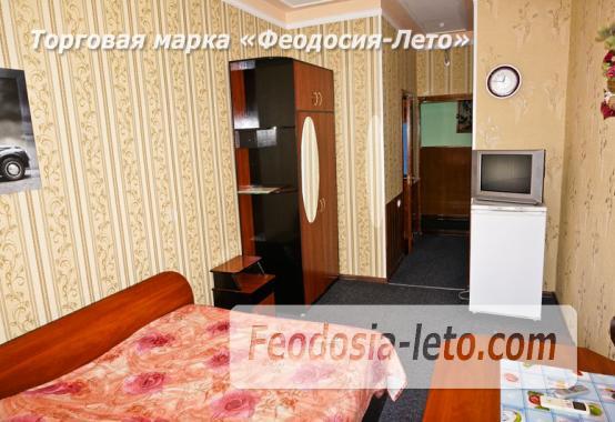 Отель в Феодосии рядом с Белым бассейном на улице Русская - фотография № 21