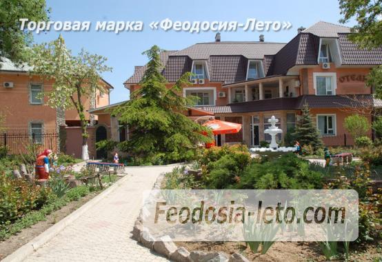 Отель в Феодосии рядом с Белым бассейном на улице Русская - фотография № 35
