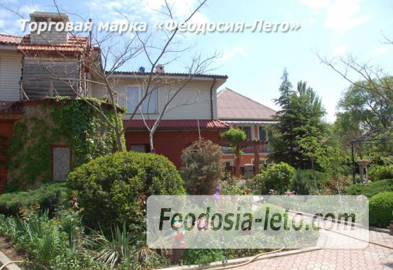 Отель в Феодосии рядом с Белым бассейном на улице Русская - фотография № 36