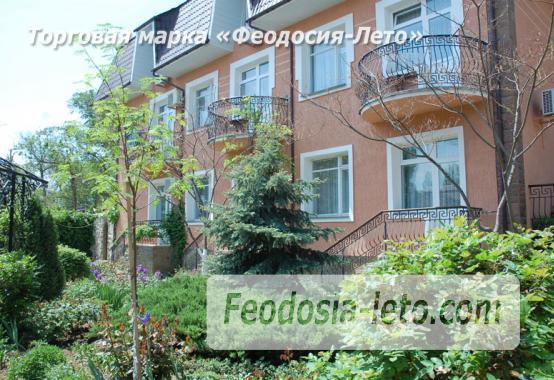 Отель в Феодосии рядом с Белым бассейном на улице Русская - фотография № 37