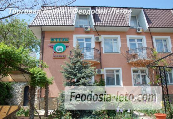 Отель в Феодосии рядом с Белым бассейном на улице Русская - фотография № 47